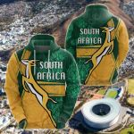 South Africa Springboks Rugby Be Fancy All Over Print Shirts