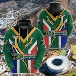 South Africa Springboks Rugby Be Proud All Over Print Shirts