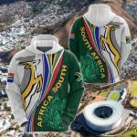 South Africa Springboks Rugby Be Unique - White All Over Print Shirts