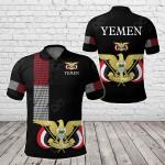 Yemen - United All Over Print Polo Shirt