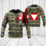 Customize Austrian Armed Forces All Over Print Hoodies
