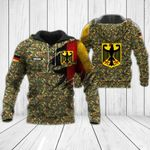 Customize Germany Army All Over Print Hoodies