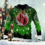 Viking Christmas - Raven of Odin All Over Print Shirts