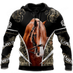American Quarter Horse All Over Print Shirts