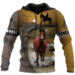 Love Horse 3D All Over Print Shirts