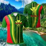 Hawaii Kanaka Maoli Special Style All Over Print Polo Shirt