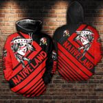 Native Land All Over Print Hoodie