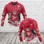 Isle of Man Special All Over Print Hoodies