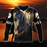 Horse Style All Over Print Shirts