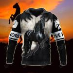 Horse V2 All Over Print Shirts