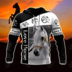 Love Horse New Style All Over Print Shirts