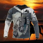 Love Horse Version All Over Print Shirts