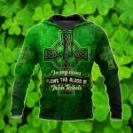 Irish Rebels All Over Print Shirts