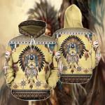 Native American Totem Spirits All Over Print Hoodies