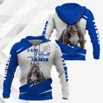 Pitbull Dog New Style All Over Print Hoodies