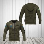 Customize Sweden Coat Of Arms Hoodies