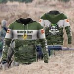 Customize Spanish Army Special All Over Print Hoodies