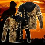 Customize September King Lion All Over Print Shirts