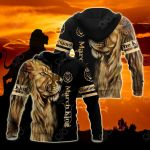 Customize March King Lion All Over Print Shirts