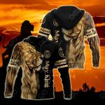 Customize May King Lion All Over Print Shirts