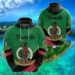 Vanuatu Rugby Simple Style All Over Print Shirts