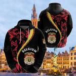 Belgium Generation All Over Print Hoodies