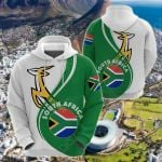 South Africa - New Generation Springboks All Over Print Hoodies