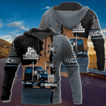 Truck - Trucking All Over Print Shirts