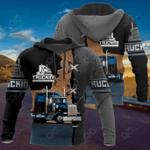 Truck - Trucking V2 All Over Print Shirts