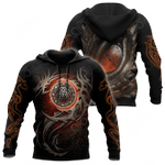 3D Armor Tattoo and Dungeon Dragon Pi150101 All Over Print Shirts