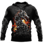 3D Armor Tattoo and Dungeon Dragon HAC140103 All Over Print Shirts