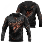 3D Armor Tattoo and Dungeon Dragon Pi150104 All Over Print Shirts