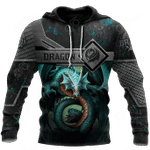 Dragon Style All Over Print Shirts