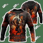 Dragon V2 All Over Print Shirts