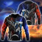 Dragon - Wolf Style All Over Print Shirts