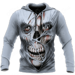 Premium Skull All Over Print Shirts