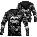 Premium Skull Tattoo All Over Print Shirts