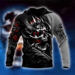 Amazing Skull All Over Print Shirts
