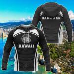 Hawaii Polynesian - Sport Style All Over Print Hoodies