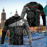 Customize Aztec Empire Mexico All Over Print Hoodies