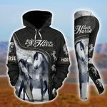Love Horse TC121204NH Pullover Hoodie Or Legging
