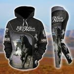 Love Horse TC121205NH Pullover Hoodie Or Legging