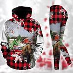 Horse Christmas TC111206HD Pullover Hoodie Or Legging