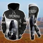 Love Horse TC111221NH Pullover Hoodie Or Legging