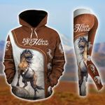 Love Horse TC111219NH Pullover Hoodie Or Legging