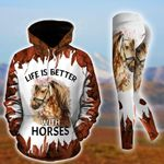 Love Horse TC111214NH Pullover Hoodie Or Legging