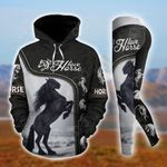 Love Horse TC111217NH Pullover Hoodie Or Legging