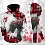 Horse Christmas Style Pullover Hoodie Or Legging