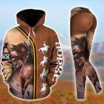 Native American - Horse Pullover Hoodie Or Legging