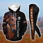 Love Horse Pullover Hoodie Or Legging